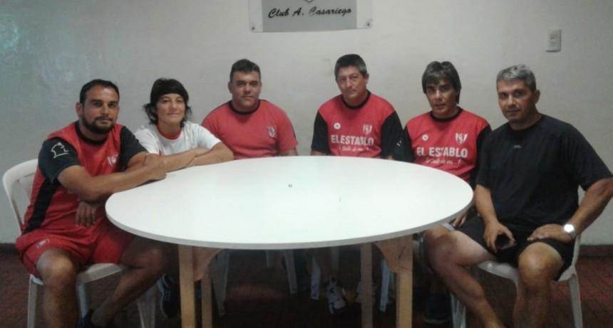 Comenzó la temporada 2019 para las divisiones inferiores de Club Casariego