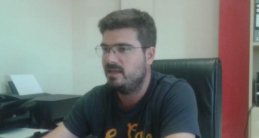 Matías Lanzinetti: 'Esta celebración es para compartir con el Club, porque es un logro que conseguimos todos'