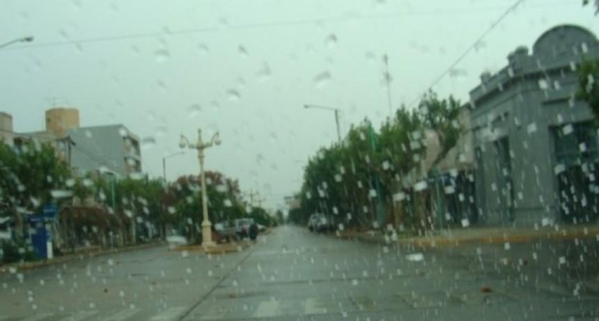 Registro de lluvias del 22 de febrero; hasta 65 mm