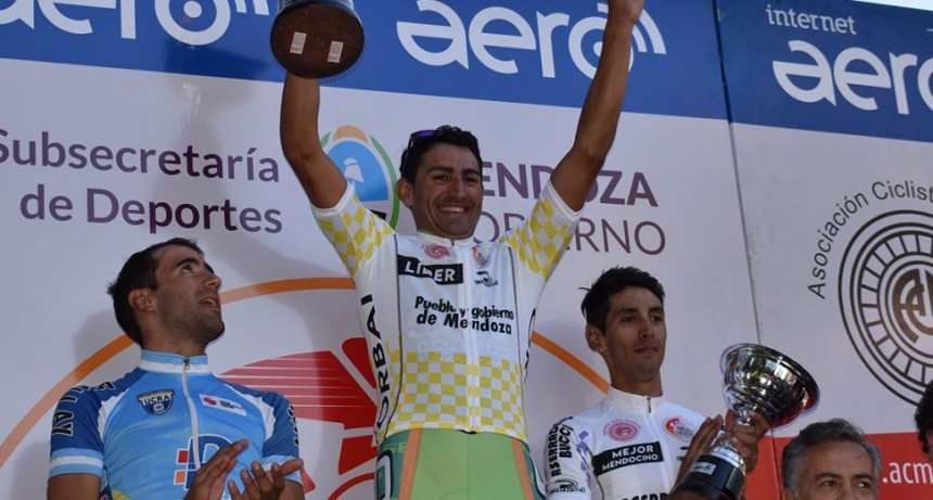 Vuelta de Mendoza: Juan Pablo Dotti se metió en la historia, ganó por cuarta vez