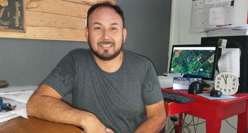 Damián Betancour: 'Los peces murieron por falta de oxígeno, no hemos puesto ningún producto en el agua'