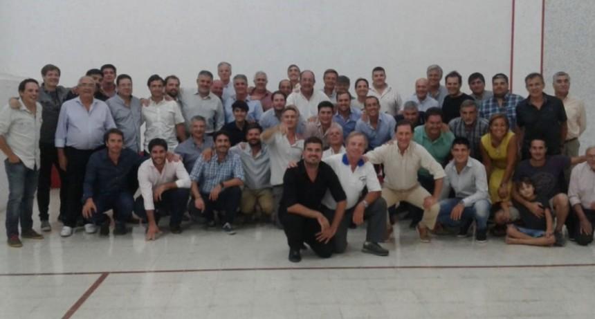 El Club de Planeadores homenajeo al Gran Campeón de Vuelo a Vela Matías Lanzinetti