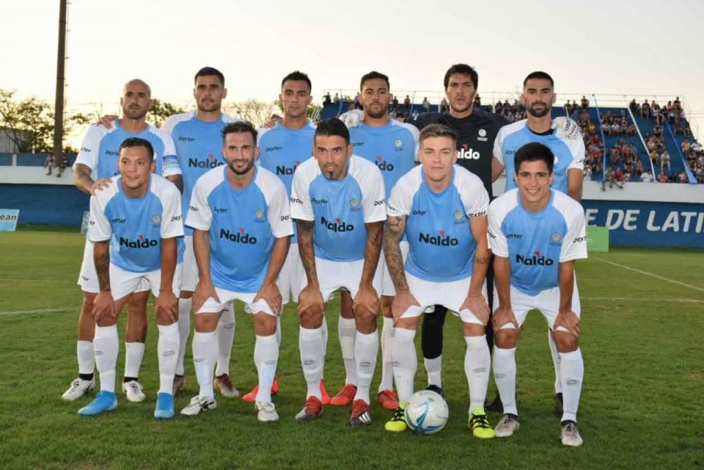 Debut con empate sobre la hora para el Club Ciudad en el Federal Amateur