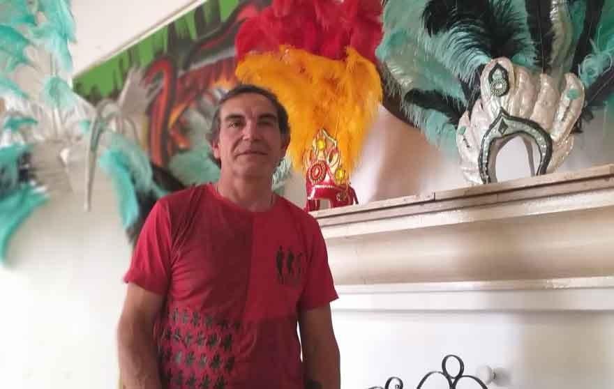 Claudio Serrano: 'Hacemos esto con mucho sacrificio porque no queremos que mueran los carnavales en Bolívar'