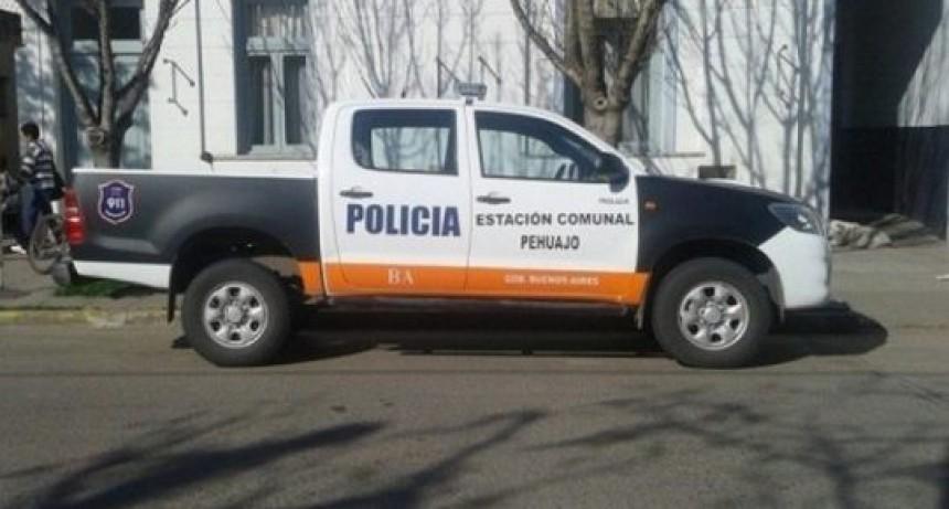 Pehuajo; dos aprehendidos con pedido de captura activa