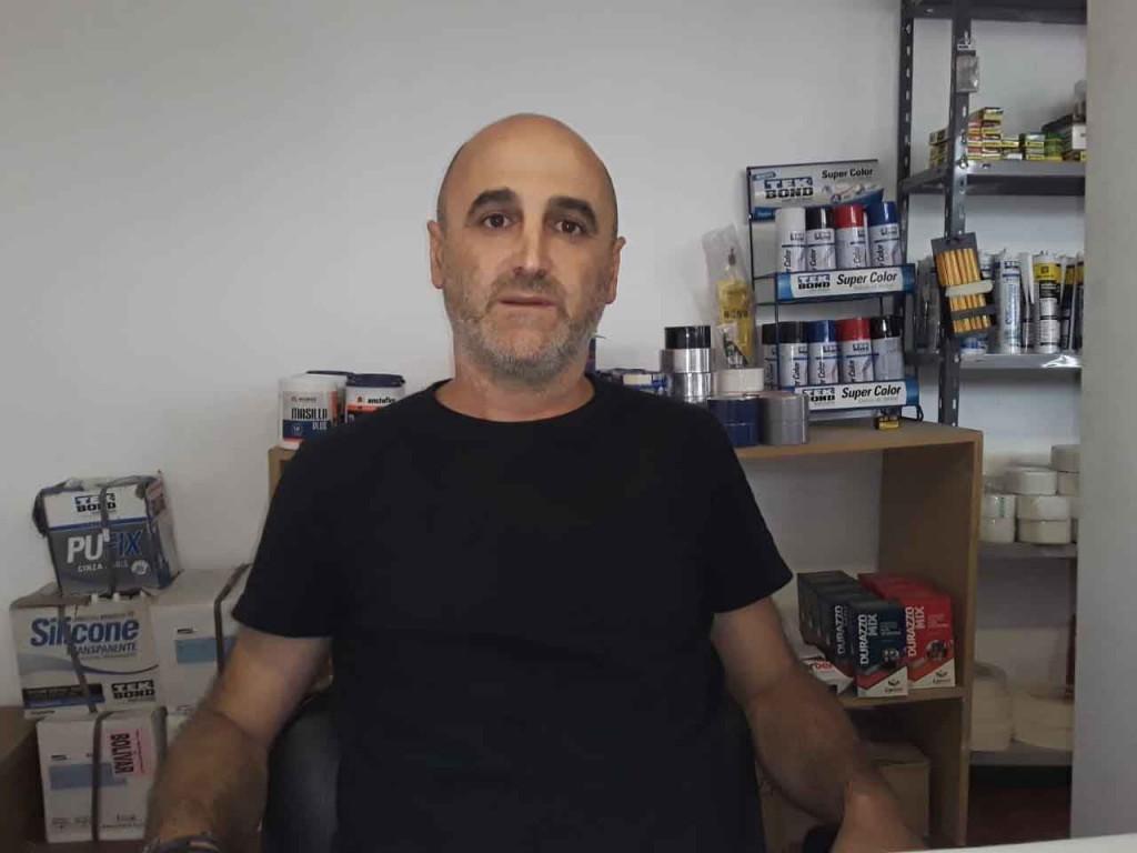 Fabian Campos; 'Si se confirma que comienza en el mes de marzo no tenemos presupuesto para arrancar'