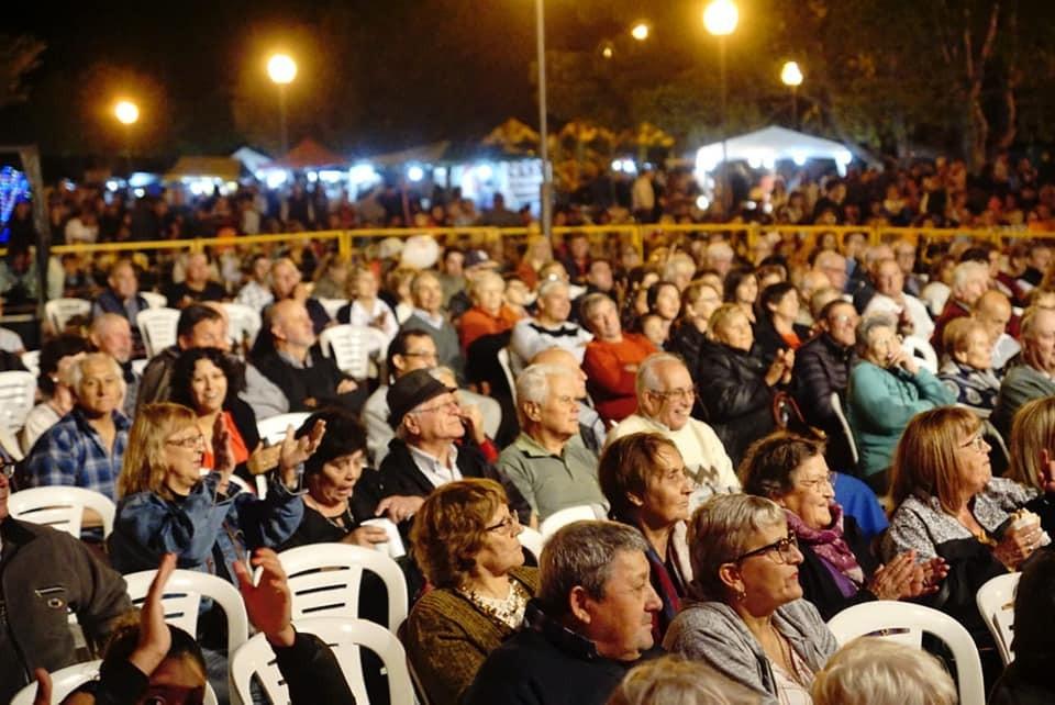 Rotundo éxito de la 18va Placeada 'Vecinos de Plaza Roca'