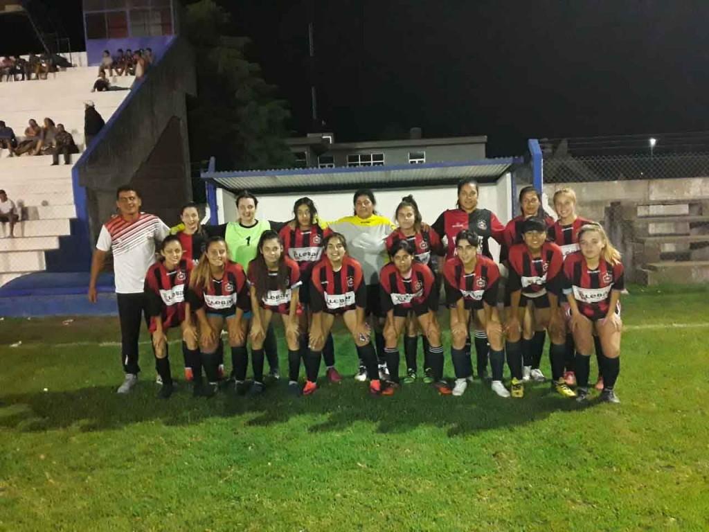 Nueva fecha del Torneo Interno de los Barrios de Fútbol Femenino