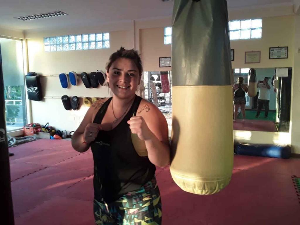 Daniela Quiroga; 'Se que hay mucho para corregir, pero hay que seguir entrenando para la próxima'