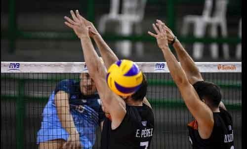 Bolívar Vóley es Semifinalista del Campeonato Sudamericano de Clubes 2020