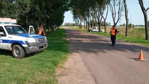 Motos, marihuana y pedido de captura es el resultado de un nuevo operativo de Policía 9 de Julio
