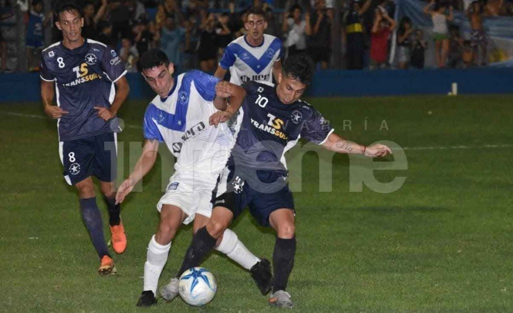 Torneo Regional Amateur; El Fortín ganó el duelo local y Racing se hunde en la tabla