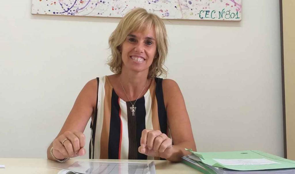 Jorgelina Irrazabal; 'Desde mi lugar seguiré acompañando y fortaleciendo las trayectorias docentes y de los estudiantes'