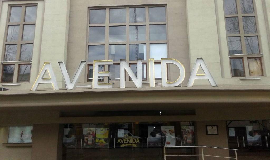 Cine Avenida; Una semana completa a puro cine