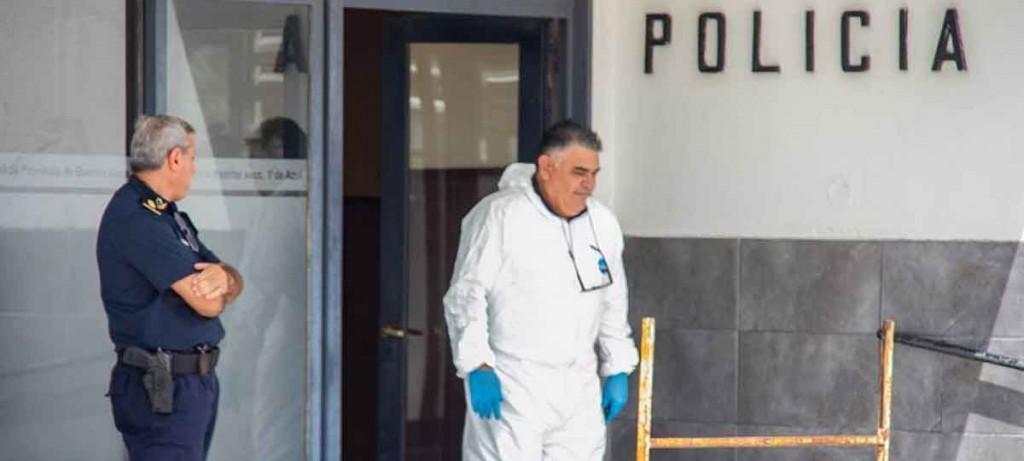 Azul; Hallaron ahorcado a un preso en la seccional primera de policía