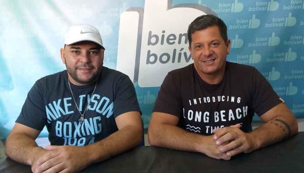Ya se palpita el Gran Festival de boxeo al aire libre en el Centro Cívico