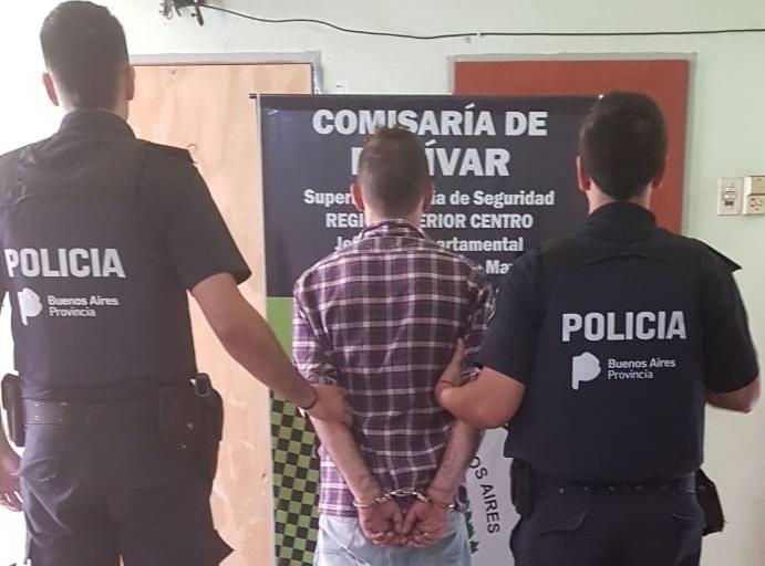 Un detenido imputado por el robo al Cine Avenida