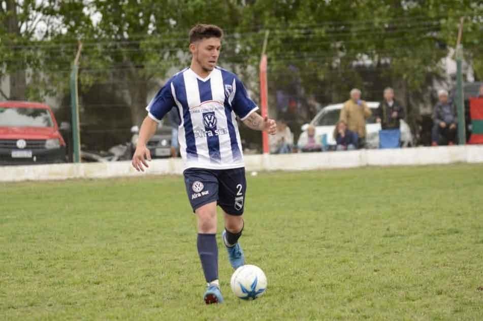 Agustín Barros: 'Me quedo en Independiente porque este nuevo proyecto nos hace sentir importantes'