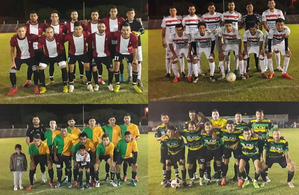 Se definieron los primeros semifinalistas del Torneo Interno de los Barrios
