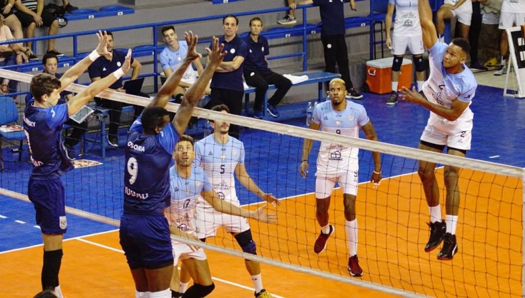 Bolívar Vóley se quedó con la Fase Regular de la Liga de Voleibol Argentina