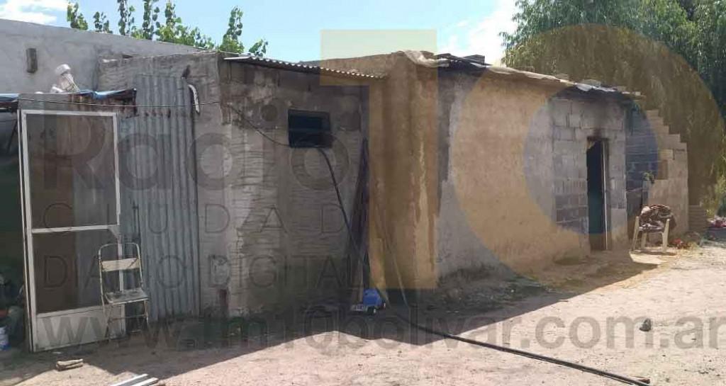 Principio de incendio sin mayores consecuencias en una vivienda de Barrio Zorzales
