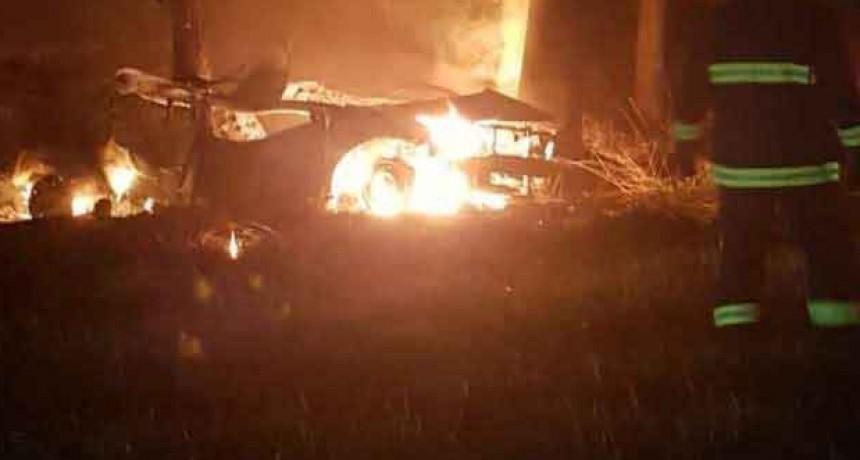 Accidente fatal en Ruta N.º 51; Falleció un joven de 32 años