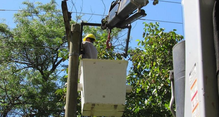 Corte de energía programado en zona rural de Paula próximo martes 4 de febrero