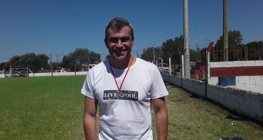 Miguel Osovi: 'Siempre es lindo poder volver a Bolívar y disfrutar de todo esto'