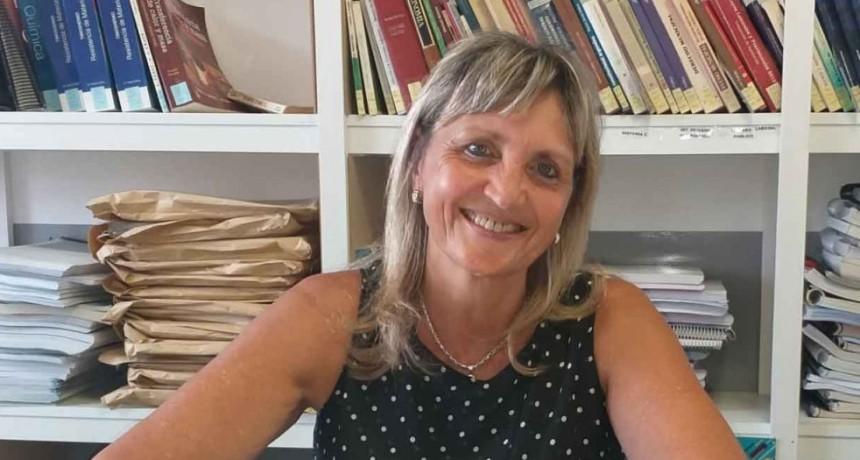 Marcela Esnaola: 'Asumo este enorme desafío con el mismo compromiso que siempre tuve por la educación'