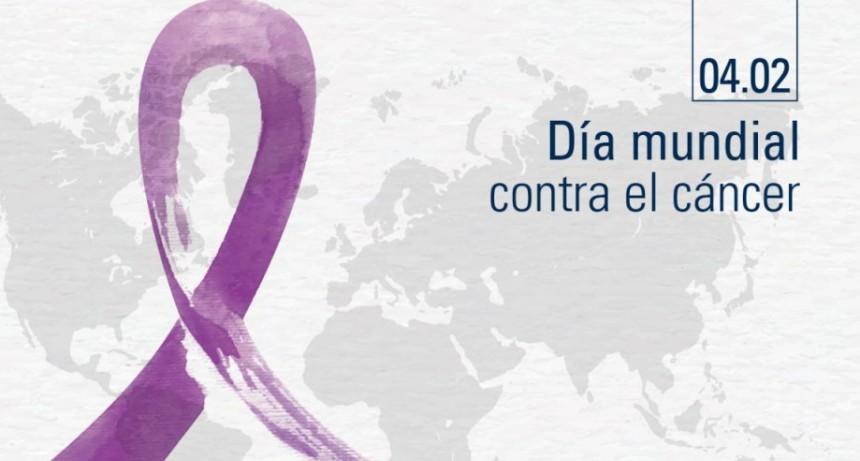 4 de febrero: Día Mundial Contra el Cáncer.