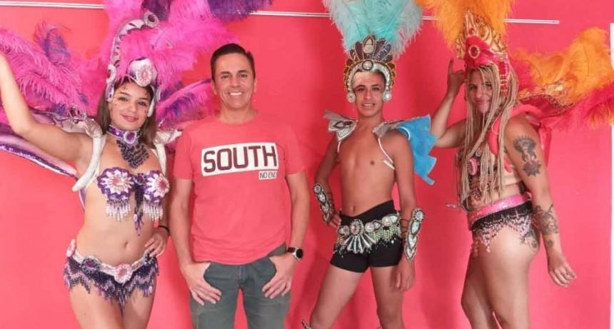 Jorge Fernández; 'El Carnaval es la fiesta popular más linda que puede tener una ciudad'