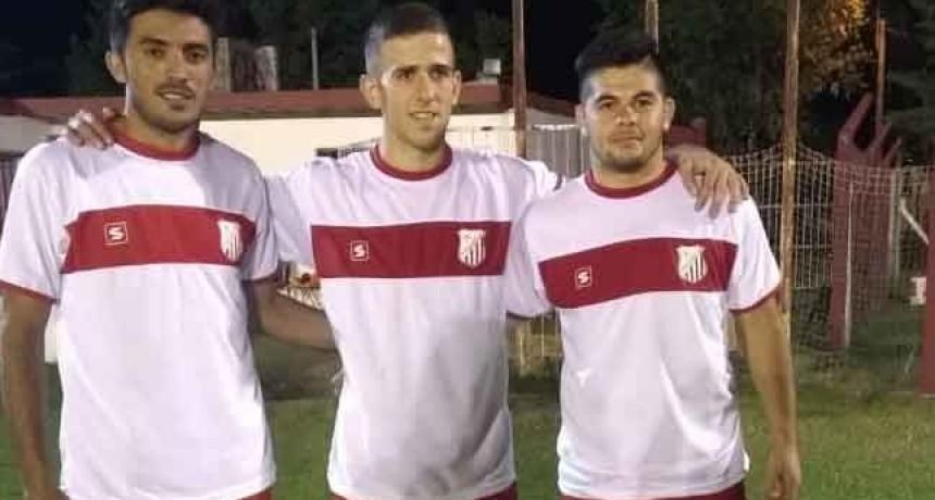 Elissamburu, Navarro, y Britez; de Paisas a Gallegos