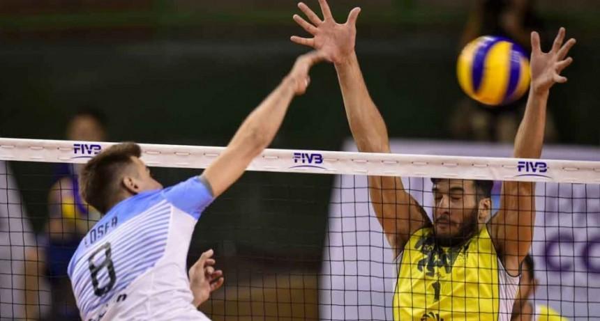 Sudamericano de clubes: Bolívar Vóley no pudo ante UPCN y jugará por la medalla de bronce