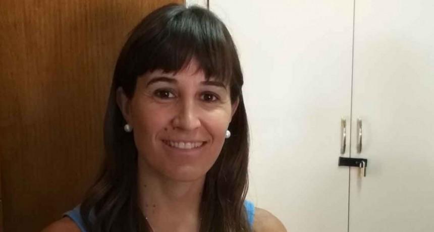 Corina Sánchez; 'Es sumamente importante saber que siempre se puede terminar la secundaria y seguir capacitándose'
