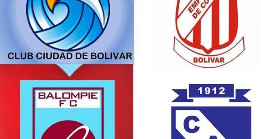 LPF 2020; Los equipos locales se enfrentarán todos en la misma zona