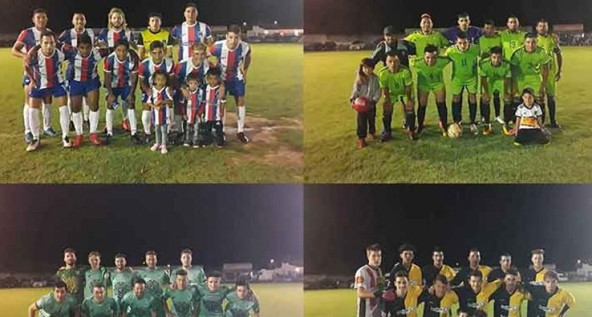 Gran noche de cuartos de final para el Torneo Interno de los Barrios