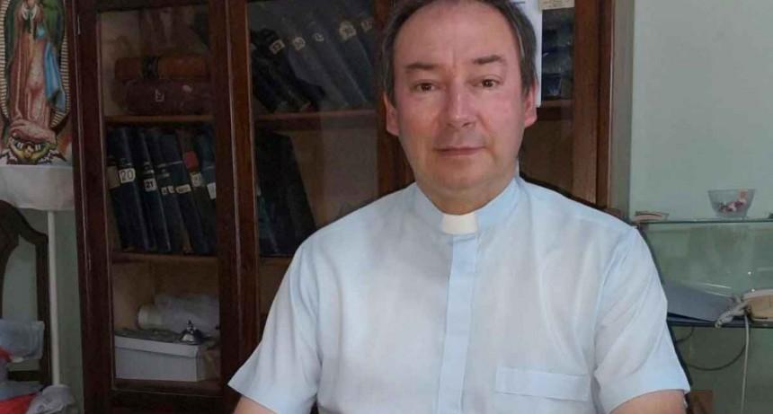 Mauricio Scoltore; 'La idea es estar unidos en espiritualidad'