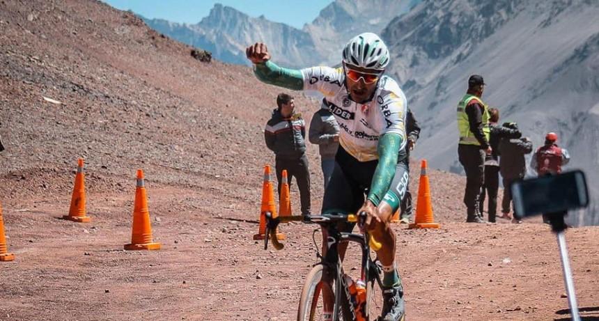 El rey de la Vuelta; Juan Pablo Dotti ganó la etapa reina y mañana se podrá consagrar pentacampeón