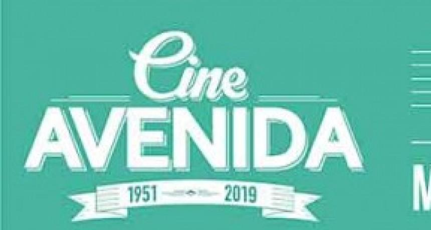 Cine Avenida; Cartelera de programación del miércoles 26 al domingo 1
