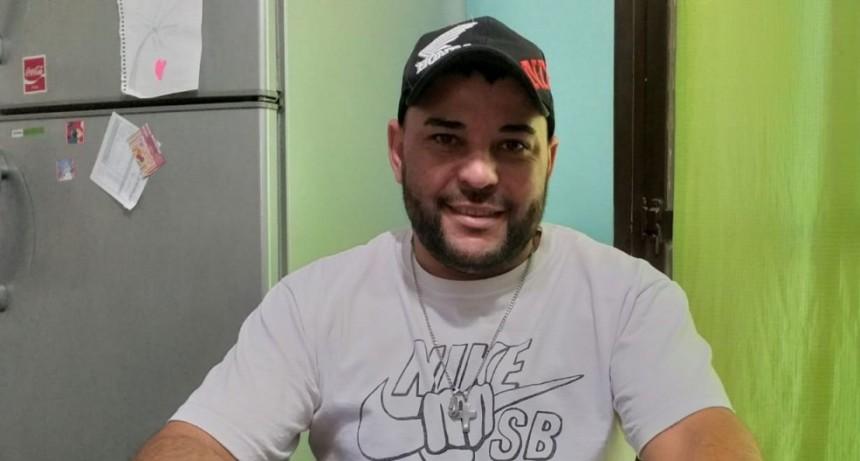 Cristián Leandro; 'Mi sueño es poder levantar el boxeo en Bolívar y que los chicos puedan cumplir sus objetivos'