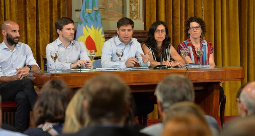 Kicillof: 'Precios Cuidados no es solamente un anuncio, debe ser una política permanente'