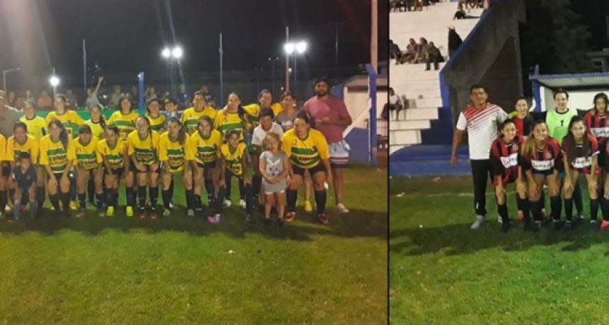 Urdampilleta y Latino son los equipos finalistas del Torneo de los Barrios Femenino