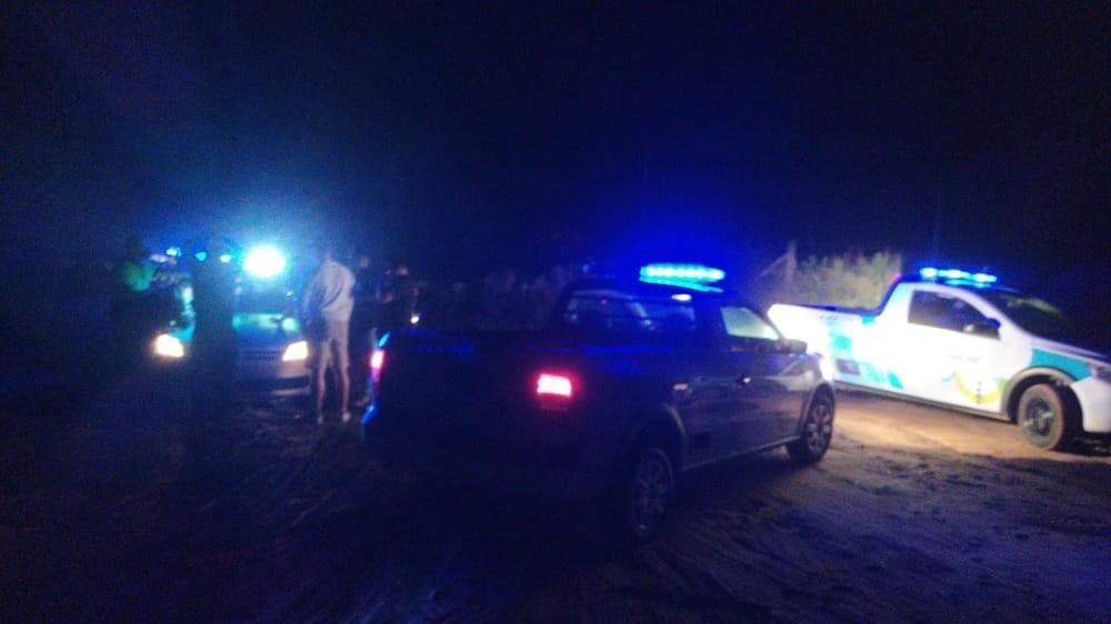 Otra fiesta de 150 personas fue desactivada por efectivos de ASVM