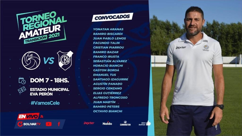 Club Ciudad de Bolívar Fútbol: Hoy puede ser un gran día, y nada más ni nada menos que en el Estadio Municipal