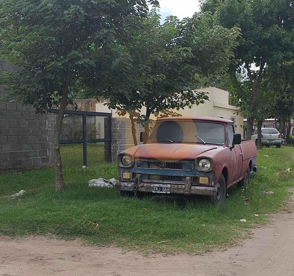 Se registró un principio de incendio en el acceso a Barrio Villa Diamante