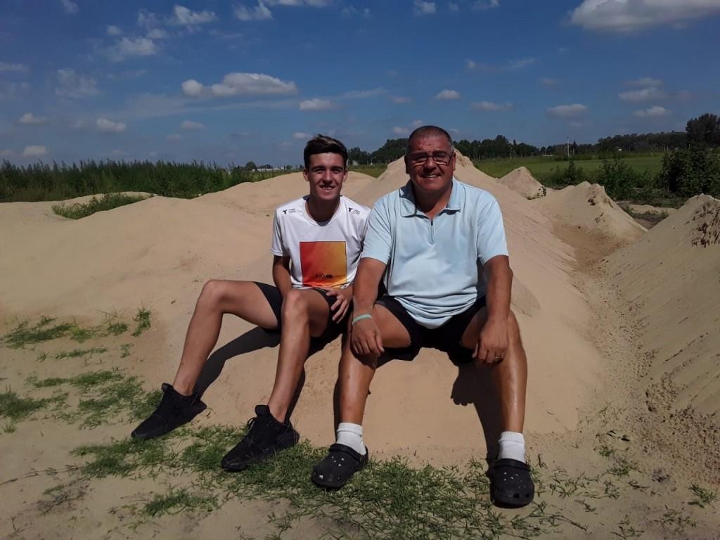 Claudio Garayalde (Beach Tenis):