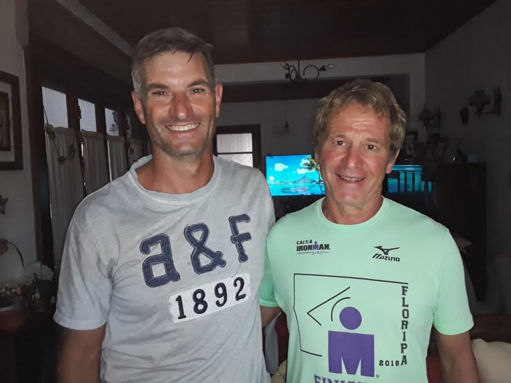 "Rubén Martin y Lucas Felice: ""Estamos muy contentos de poder volver a hacer lo que nos gusta"""