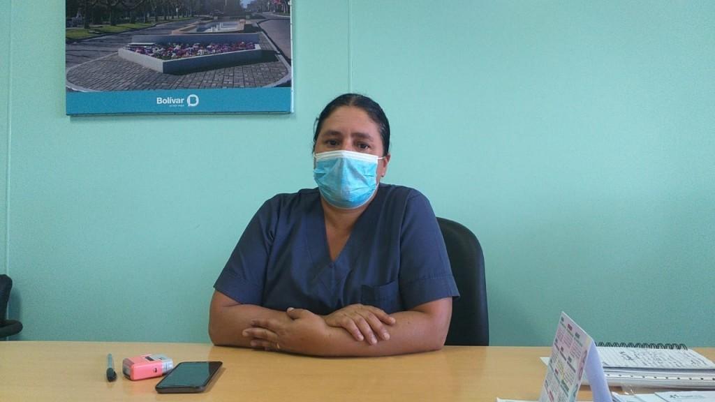 """Dra. Marcela Laborde: """"Logramos retornar con la atención de consultorios externos en especialidades, después de un año de inactividad"""""""