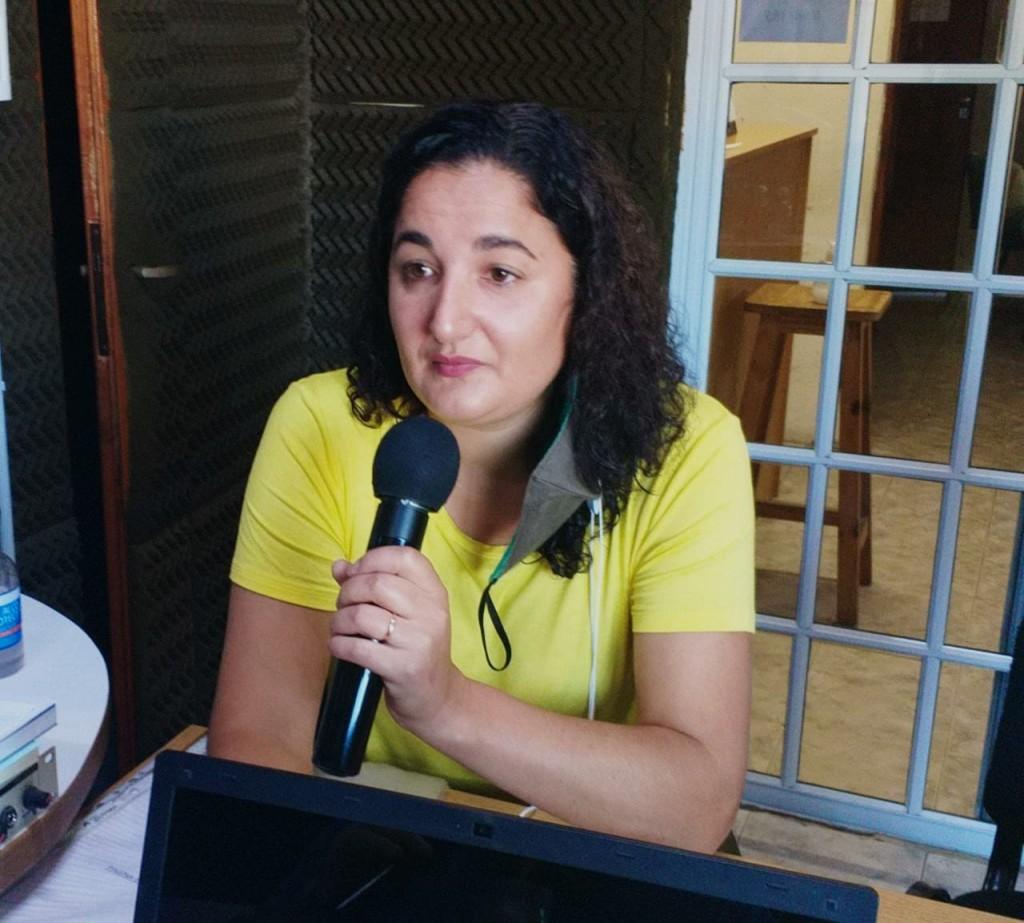 """María Emilia Palomino: """"Tenemos que ver al Comité como un proyecto político"""""""