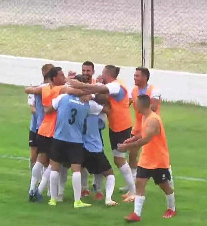 Bolívar es Federal, le ganó 3 a o a Independiente de Neuquén y subió a la tercera categoría del futbol argentino